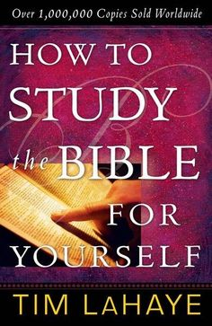 How to Study the Bible for Yourself Go to www.godswordbibles.com/bible-studies to see all the bible studies available