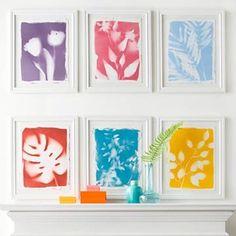 6 botanical prints to make yourself!
