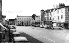 Bicester, Sheep Street c.1965, from Francis Frith
