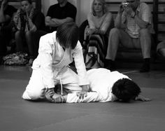 Techniki aikido.