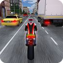 Download Race the Traffic Moto V 1.0.15:        Here we provide Race the Traffic Moto V 1.0.15 for Android 3.0++ Race the Traffic Moto takes bikes games to a whole new level. Have fun dodging cars and trucks while you speed up to the limit. Race against the AI in an outstanding Racing Face-Off and try to earn the respect of your fellow...  #Apps #androidgame #Play365 #Racing apkbot.com/...
