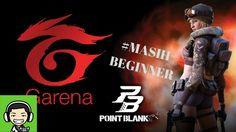 Point Blank Garena Indonesia #masih beginner