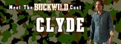 CLYDE'S Facebook Cover.  #zombies #zombiemovies #buckwildmovie   http://facebook.com/buckwildmovie