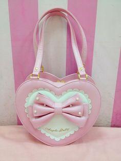 Kawaii Bags, Kawaii Clothes, Backpack Pattern, Backpack Purse, Cute Mini Backpacks, Bow Bag, Kawaii Accessories, Kawaii Fashion, Lolita Fashion