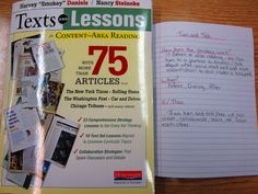 Runde's Room: Nonfiction Comprehension Strategies - great book!!