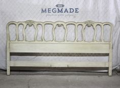 #2231-01889 #Customizable #French King Headboard by MegMade,  View more on the LINK: http://www.zeppy.io/product/gb/3/286381887/