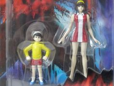 1972-Miki-Makimura-with-Taro-Tare-Figure-Devilman-MARMIT-Monster-Devil-Man