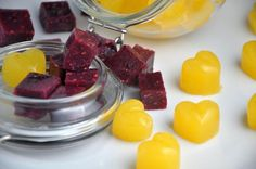 Homemade Jelly Candies