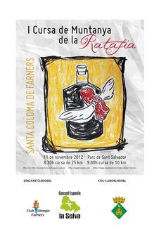 Red Runners: I Cursa de Muntanya de la Ratafia Snack Recipes, Snacks, Blog, Chips, Running, Note Cards, November, Snack Mix Recipes, Appetizer Recipes