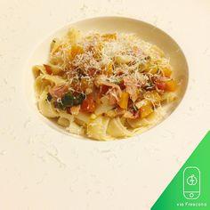 Shared today on our #foodapp: Egg-free Tagliatelle with black tomatoes sauce and Parmesan sprinkles.  #instafood #food #foodie #foodlover #ilovefood #italianfood #pasta #tagliatelle #foodporn #foodgasm #blacktomato #tomato # #homemade