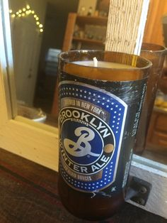 A personal favorite from my Etsy shop https://www.etsy.com/listing/252373854/brooklyn-winter-ale-soy-wax-candle