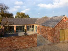 Barn Conversion - East Yorkshire donstructed by Kemp Developments Ltd - Builders