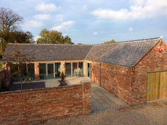 Barn Conversion - East Yorkshire donstructed by Kemp Developments Ltd - Builders