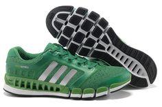 huge discount 4ab64 13d87 Adidas Climacool Aerate V5 Grøn Hvid Herre