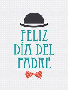 Descarga gratis de tarjeta dia del padre #diadelpadre #fathersday