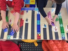 Saw this online and thought it linked well with our 'People who help us' topic. 🦸🏻♂️ This was a good one for problem solving and understanding of number! Numicon Activities, Super Hero Activities, All About Me Activities, Preschool Classroom Layout, Superhero Classroom Theme, All About Me Eyfs, Child Development, Language Development, Maths Eyfs