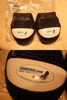 Other Uniforms and Work Clothing 163528: Oshatoes - Steel Toe Covers For Boots, Shoes And Sneakers, Sizes S -> BUY IT NOW ONLY: $31.98 on eBay!