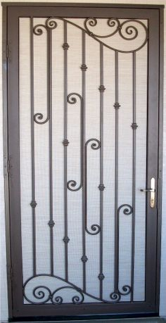Custom Security Doors Phoenix