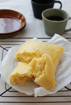 Asian Desserts, Cornbread, Tea Time, Food And Drink, Gluten Free, Sweets, Cooking, Cake, Health