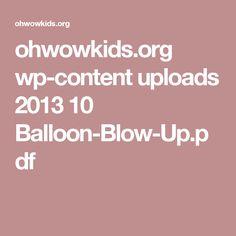ohwowkids.org wp-content uploads 2013 10 Balloon-Blow-Up.pdf