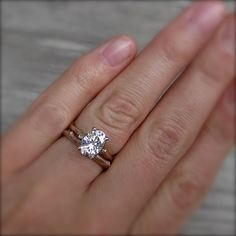1000 Images About Wedding Rings On Pinterest Peach