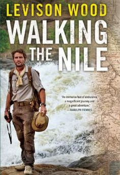 Walking the Nile by Levison Wood. Click on the image to place a hold on this item in the Logan Library catalog.