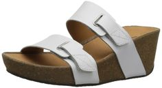 Clarks Women's Auriel Till Wedge Sandal >>> Continue to the product at the image link.
