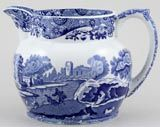 Spode - I have this creamer. I bought it at the Spode factory store in England.