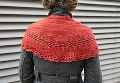 Ravelry: Knit A Lace Shawl pattern by Gudrun Johnston