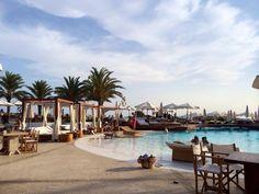 Fancy a swim at Destino Ibiza?
