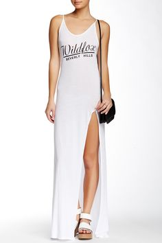 WILDFOX | Beverly Chasse Jet Set Maxi Dress | Nordstrom Rack