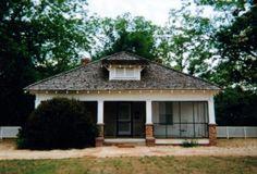 President Jimmy Carter's Childhood Home, Plains, Georgia