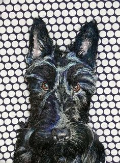 Bertie Freehand machine embroidery commission Freehand Machine Embroidery, Artist Workshop, Sea Crafts, Pet Portraits, Your Pet, Pets, Ocean Crafts, Animals And Pets
