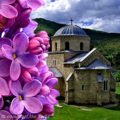 """The event """"Lilac Days"""" was held last weekend in Kraljevo, monasteries Sopoćani and Gradac and the medieval city of Maglič. Every year in late April or early May, the city of Kraljevo hosts this tourist event in memory of the event from the 13th century, when the Serbian King Stefan Uroš I Nemanjić decided to plant fragrant lilac through the whole valley of the Ibar river, all in the name of love for the French princess Helen of Anjou, who later became the queen of Serbia."""