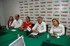 Nombra Enrique Serano a Lilia Merodio como coordinadora de los candidatos a alcaldes y diputados | El Puntero