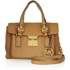 MICHAEL Michael Kors Leather satchel