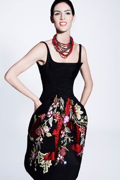 Zac Posen Pre-Fall 2012 | Fashion Collections