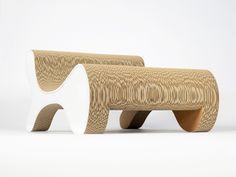 Kratzmöbel - Design - Cat furniture  Der Katzensessel in ansprechendem Design, eine ansprechende Alternative zu den herkömmlichen Kratzbäumen.
