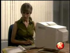The shortest video you've ever seen... A woman goes back to work after thirty years. Watch carefully; the video is only 4 seconds long, but you'll get it.  If you're younger than 40 years old, you probably won't understand it.   http://youtu.be/qteu4ld_SCE