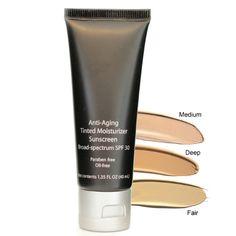 Broad Spectrum Sunscreen, Tinted Moisturizer, Anti Aging, Lipstick, Beauty, Beleza, Lipsticks