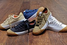 """wholesale dealer 6c74f 04454 Undefeated x K-Swiss """"Deuce"""" 2010 Fall Winter Collection"""