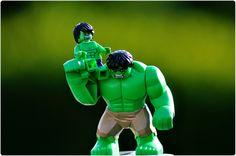Hulk und sohn sehr wütend