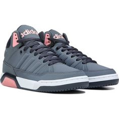 adidas Women's Neo PLay9TIS High Top Sneaker at Famous Footwear