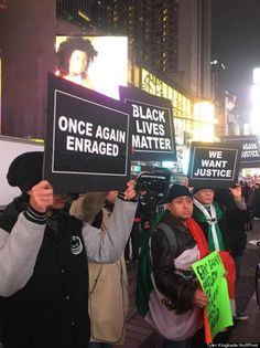 New York City Protests Eric Garner Decision