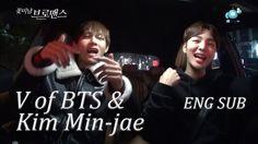 [ENG SUB] Celebrity bromance Teaser - V(BTS) & Minjae