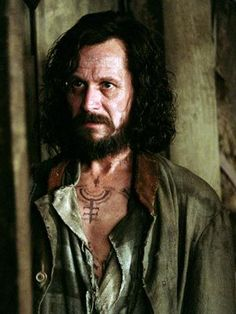Harry Potter and Prisoner of Azkaban Sirius Black