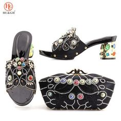 6304844d57b Italian Shoes and Bag To Match Set