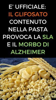 #glifosato #pasta #salute #animanaturale