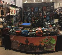 Be Sure to check us out at Kitsune Kon 2017!! We are located at Booth D11 and we have great designs for sale. We are also offering light up fidget spinners, rave gloves and jewelry! Find things for all ages!! We are here all weekend!