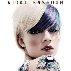 Vidal Sassoon Icon One Autumn Winter 2004 Undercut Hairstyles, Short Bob Hairstyles, Pretty Hairstyles, 2014 Hairstyles, Ladies Hairstyles, Hair Styles 2014, Short Hair Styles, Clairol Hair Color, Luxury Hair